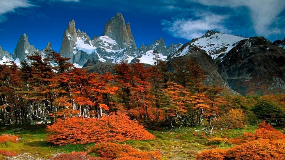 مرز آرژانتین و شیلی