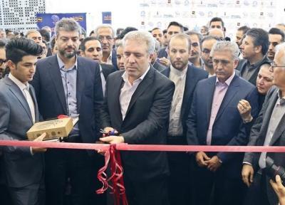 نخستین نمایشگاه بین المللی اقتصاد و سرمایه گذاری گردشگری شهر گردشگر افتتاح شد