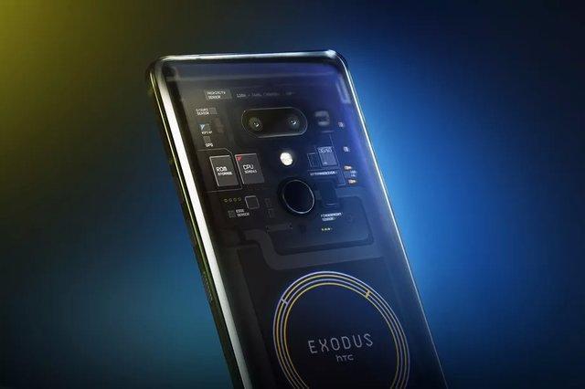 گوشی هوشمند مخصوص ارزهای دیجیتالی به بازار می آید