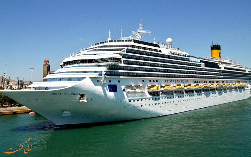 با کشتی های کروز در استانبول آشنا شویم