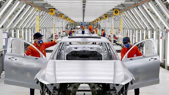 سریال ادامه دار ضرر خودروسازان خارجی در پی جنگ تجاری چین و آمریکا