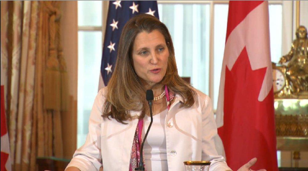 بازداشت مدیر هوآوی و حمایت کانادا از مداخلات سیاسی آمریکا
