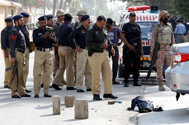 هشدار چین به پاکستان در پی وقوع انفجار در کراچی