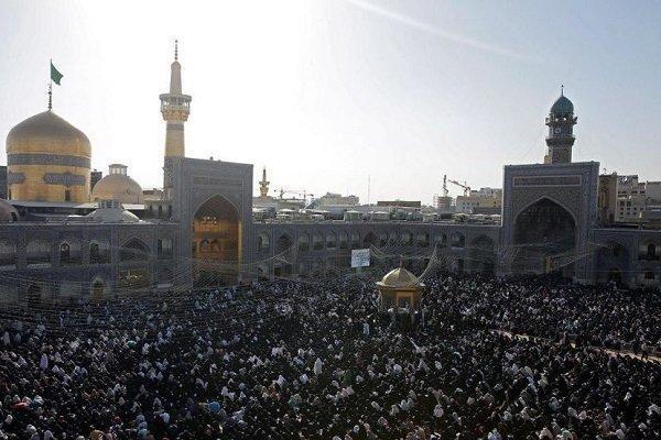 10 هزارشهروند مشهدی به زائران امام رضا(ع)خدمت افتخاری ارائه کردند