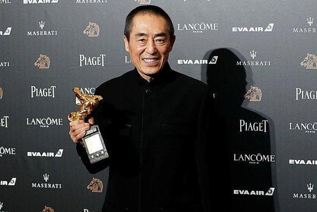 ژانگ ییمو برنده جوایز اسب طلایی شد