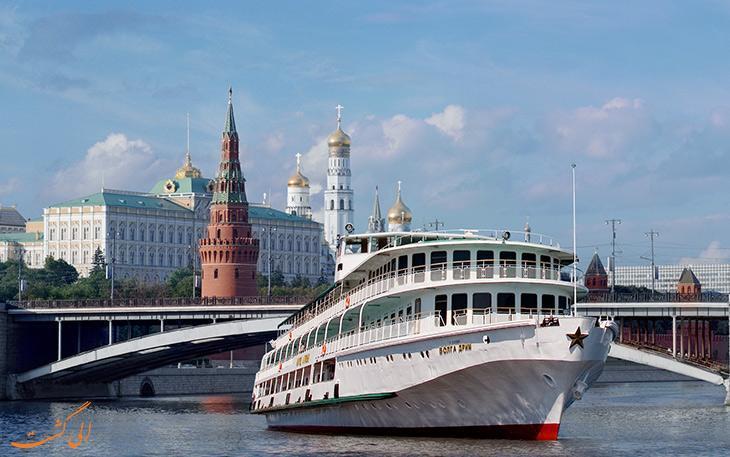 آشنایی با بهترین سفرهای کشتی کروز جهان