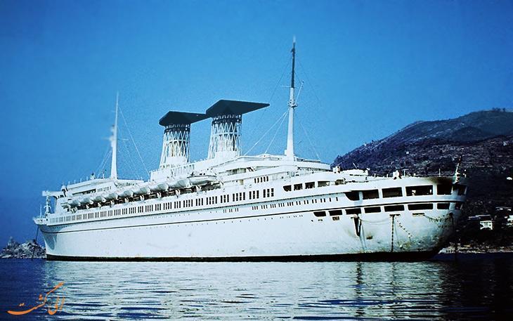 کشتی رافائل که به تایتانیک ایران مشهور است چه شد