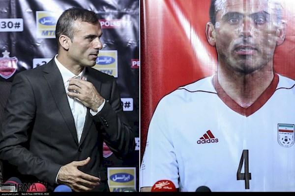 واکنش باشگاه پرسپولیس به خداحافظی کاپیتان: سیدجلال، حسرت بزرگ تیم ملی