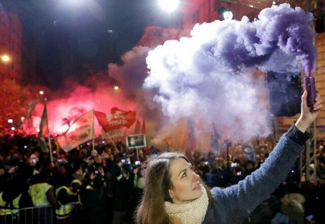 مجارستان؛ اپوزیسیون پس از تعطیلات سال نو به تظاهرات باز می شود