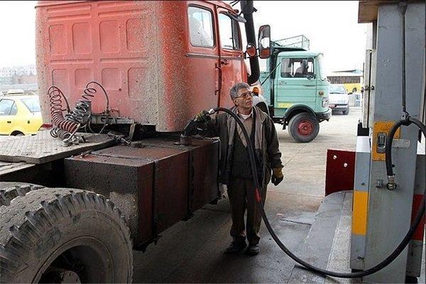 گازوئیل یورو4 به استان بوشهر رسید