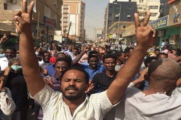 کشته شدن یک پزشک و یک کودک در اعترضات سودان