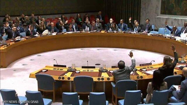 موافقت شورای امنیت با پیش نویس قطعنامه انگلیس در خصوص یمن