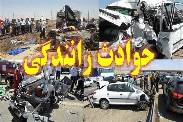 حادثه رانندگی در زاهدان 7 مجروح برجای گذاشت