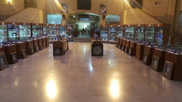 برپایی نمایشگاه هنر میناکاری اصفهان در سازمان میراث فرهنگی