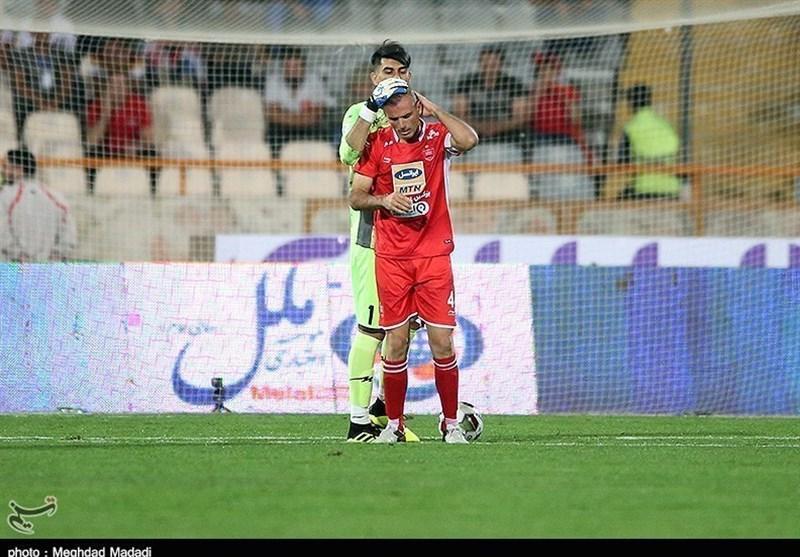 سیدجلال حسینی: طرفداران بعضی بازیکنان را بزرگ ننمایند، کمیته اخلاق و انضباطی با محمد تقوی برخورد نمایند