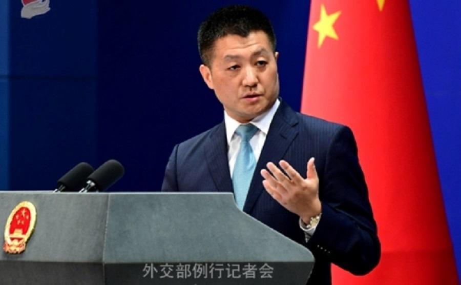 پکن: آمریکا در مسائل داخلی چین دخالت نکند