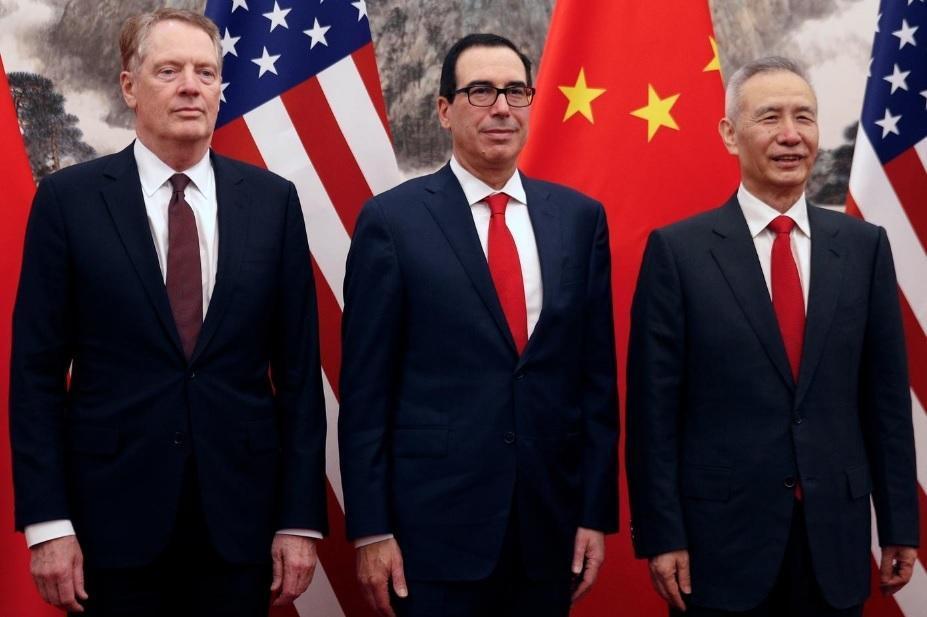 دهمین دور مذاکرات تجاری چین و آمریکا در پکن برگزار گردید