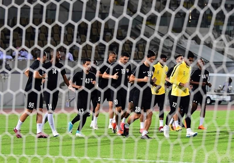 ترکیب تیم فوتبال العین برای دیدار با استقلال اعلام شد