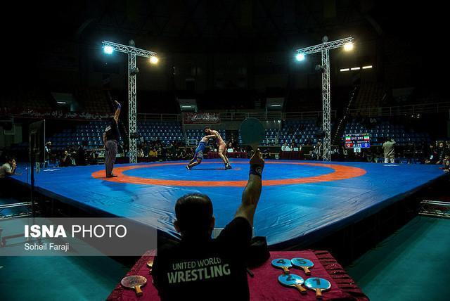 خوزستان میزبان جام جهانی کشتی فرنگی 2019 شد