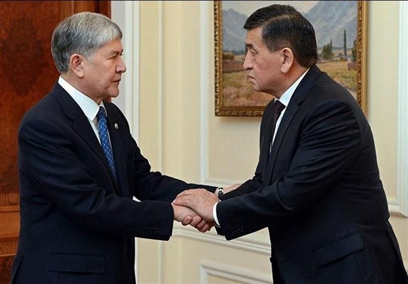 درگیری در حزب سوسیال دموکرات قرقیزستان در حال افزایش است