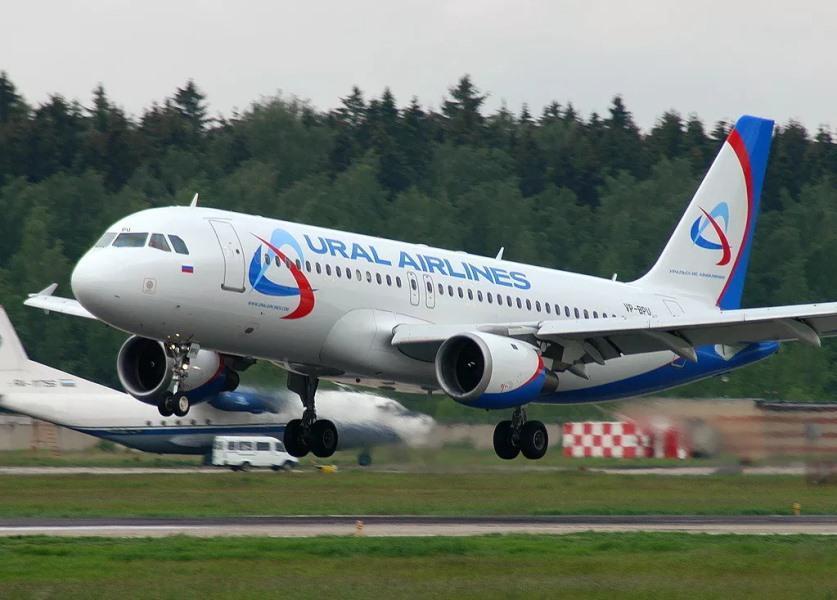 آتش سوزی در موتور هواپیما پیش از بلند شدن از فرودگاه مسکو