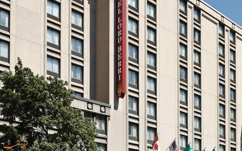 معرفی هتل 3 ستاره لورد بری مونترال کانادا