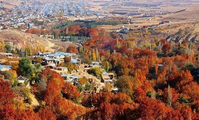 ثبت روستای قلات در فهرست آثار ملی