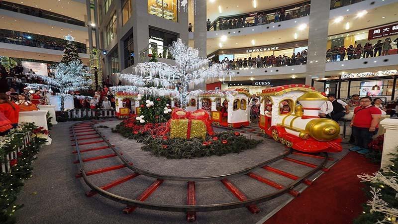 مراکز خرید استثنایی کوالالامپور مالزی