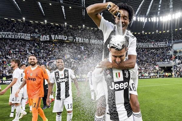 رونالدو، بهترین بازیکن فصل سری A