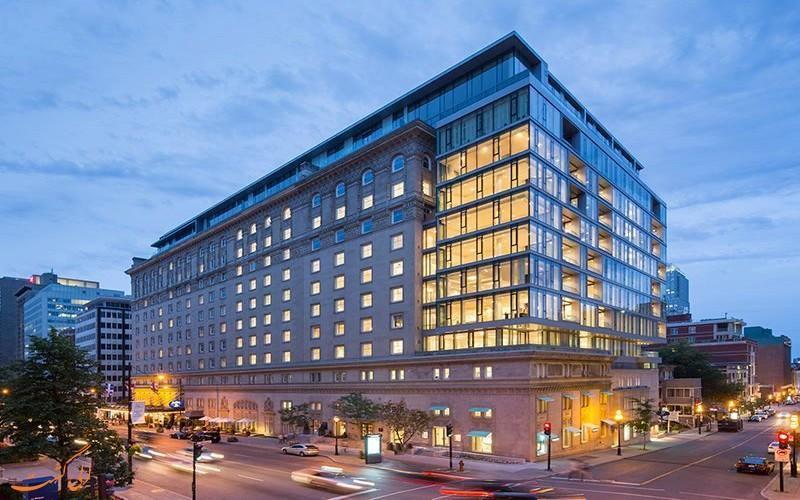 معرفی هتل ریتز کارلتون مونترال ، 5 ستاره کانادا