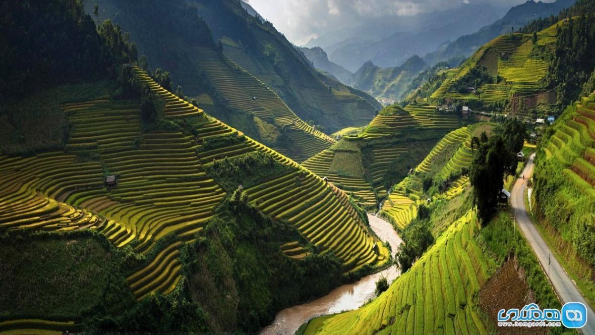 سفر به ویتنام ، آشنایی با جاذبه های گردشگری ویتنام