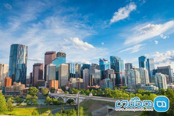 آشنایی با شهر کلگری (Calgary) در آلبرتای کانادا