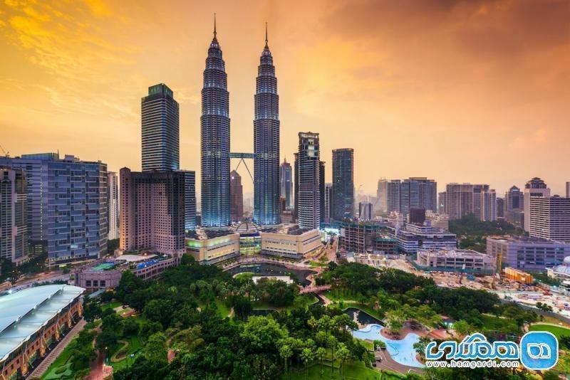 علل انتخاب کوالالامپور برای ماه عسل