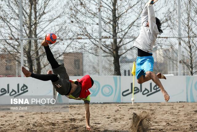 هاشم پور: هدفمان از بازی درون اردویی، بررسی بازیکنان جوان بود