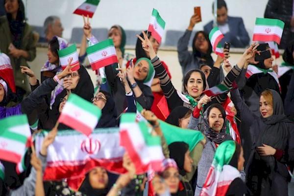 زنان جایی در شروط سه گانه تاج برای برگزاری لیگ ندارند