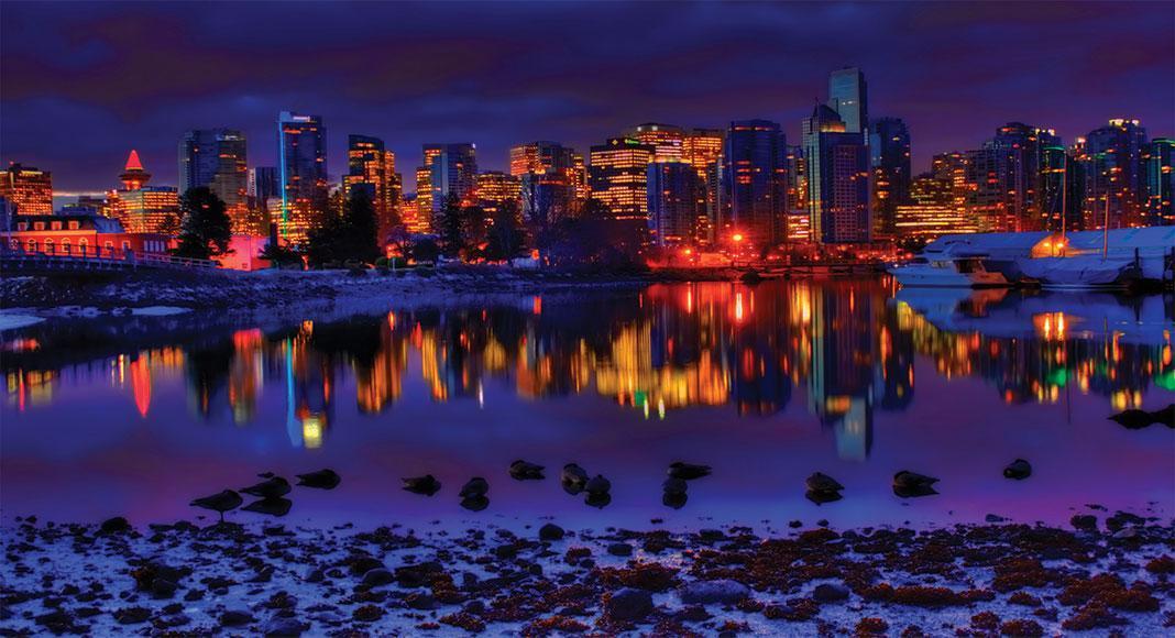 8 شهر برتر کانادا برای مهاجرت8 شهر برتر کانادا برای مهاجرت