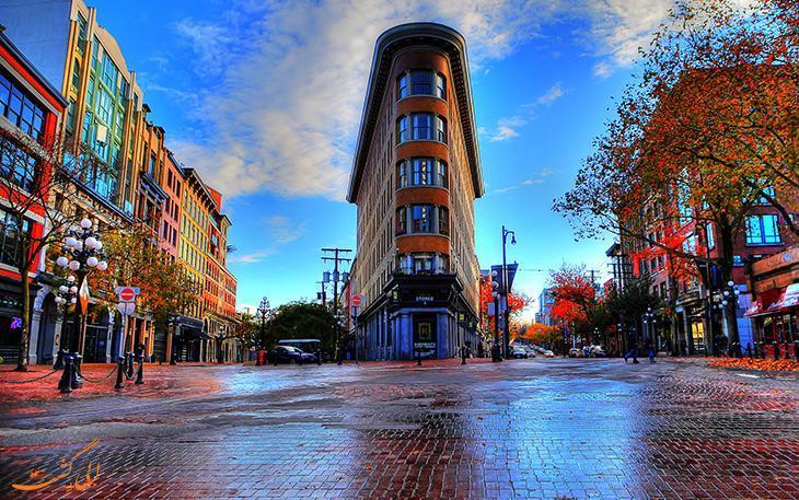 معرفی چند مورد از بهترین هتل های ونکوور