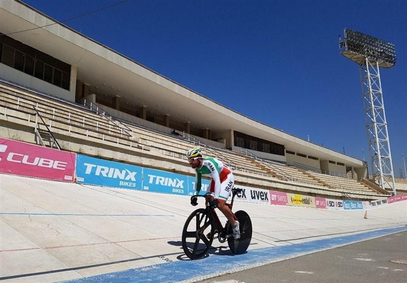 رکابزن ایران در کاپ جهانی کانادا شرکت کرد