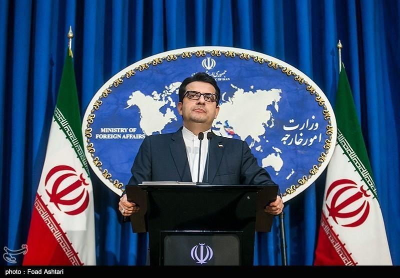 سخنگوی وزارت خارجه: انگلیس به جای کوشش بی ثمر علیه ایران فروش سلاح به عربستان را متوقف کند