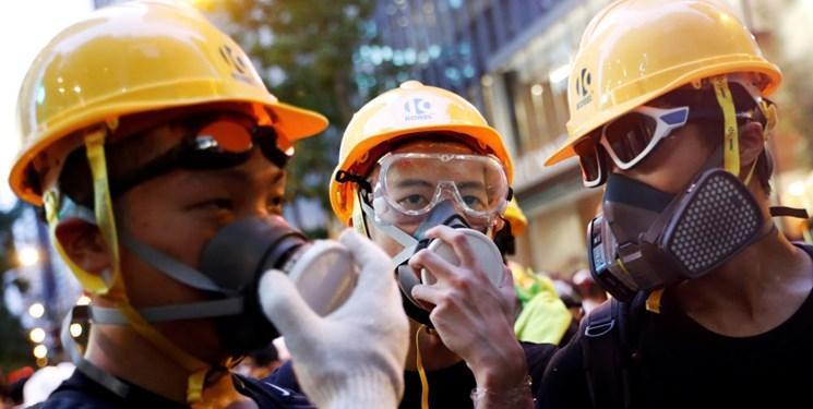 اذعان نماینده معترضان هنگ کنگی به احتمال یاری دریافت از دولت های خارجی