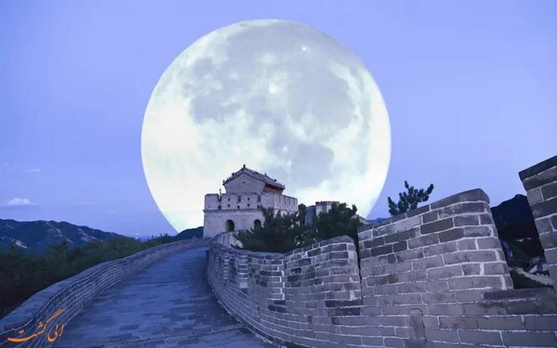 ساخت یک ماه مصنوعی برای تامین روشنایی چین