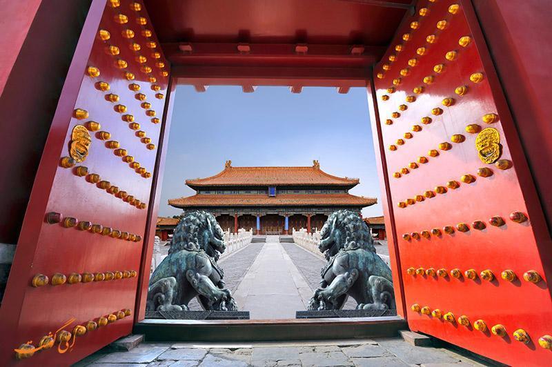 شهر ممنوعه چین یکباره شهر مجاز شد!