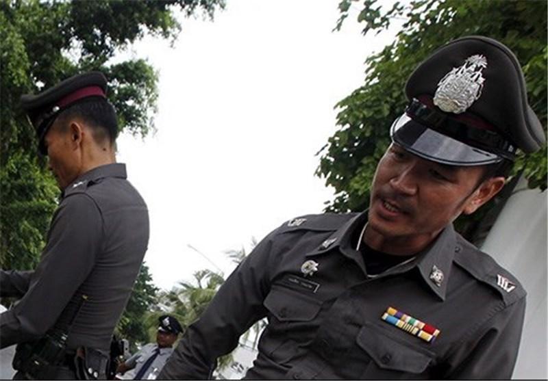 استقرار 5 هزار نیروی پلیس تایلند در اطراف دفتر نخست وزیری
