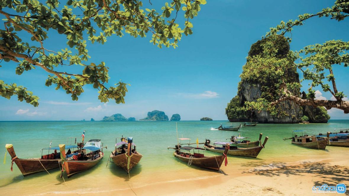 زیباترین سواحل دنیا ، معرفی زیباترین سواحل تایلند