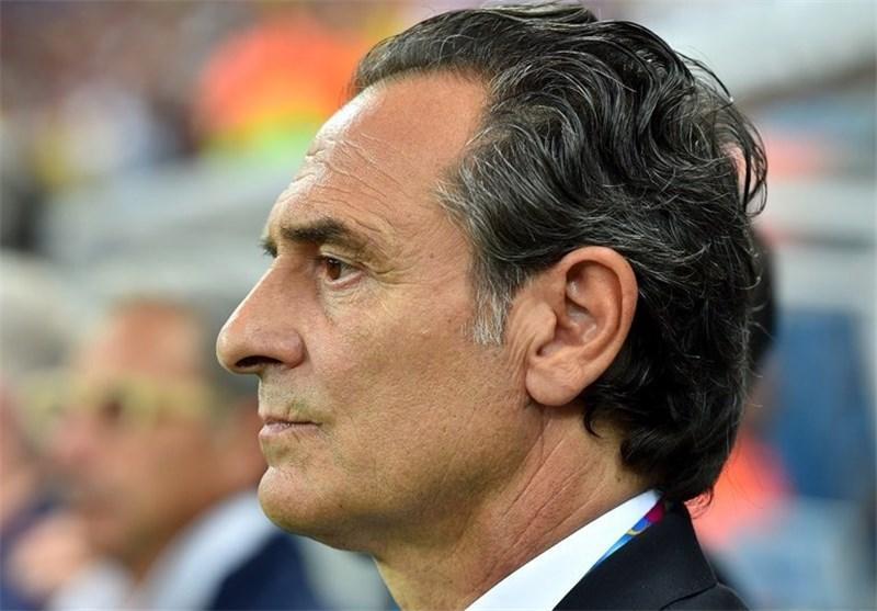 پراندلی: شکست برابر کاستاریکا حق ایتالیا بود