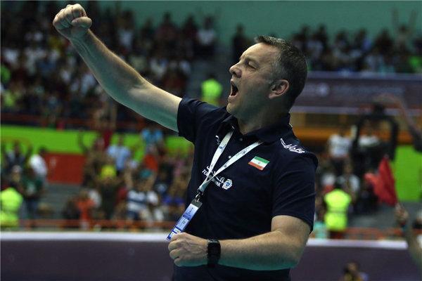 حضور تیم ملی والیبال در جاکارتا یک نتیجه گیری کلی بود