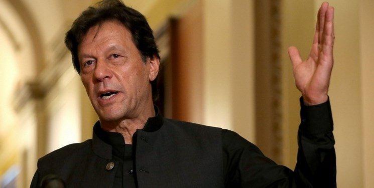 عمران خان برای تنش زدایی بین عربستان و آمریکا با ایران اعلام آمادگی کرد