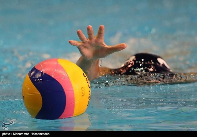 واترپلو قهرمانی جوانان آسیا، شکست تیم ایران مقابل قزاقستان