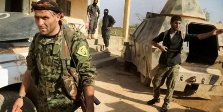 یک گام منطقه امن اجرا شد؛ عقب نشینی کُردها از تل ابیض سوریه