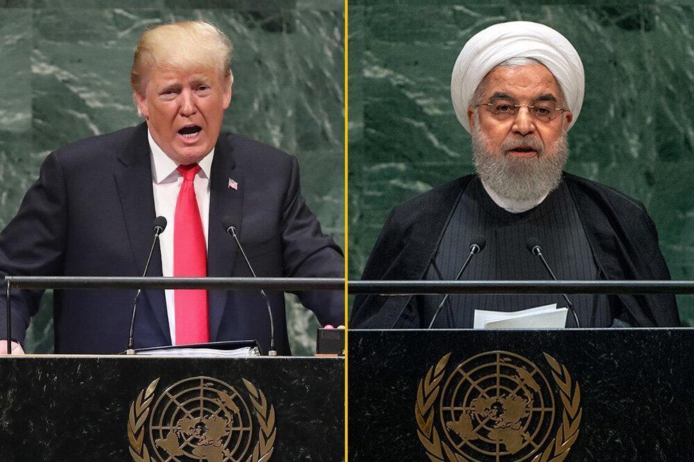 کیهان: ضدانقلاب از نه روحانی به ترامپ عصبانی شد